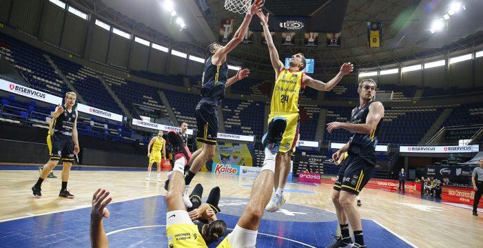 El Iberostar Tenerife logra un triunfo coral ante el Andorra (93-81)