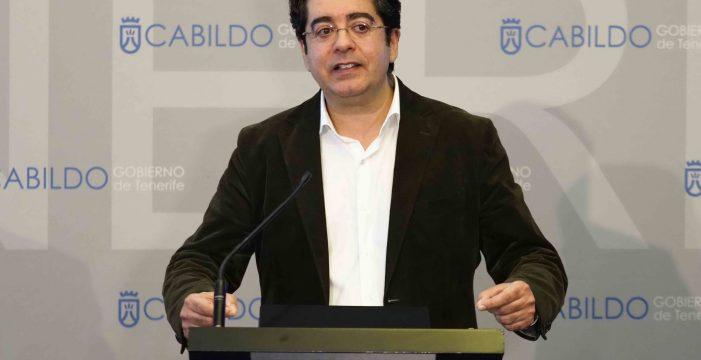 Martín denuncia un intento de boicot de CC y PP a la gestión de aguas en Tenerife
