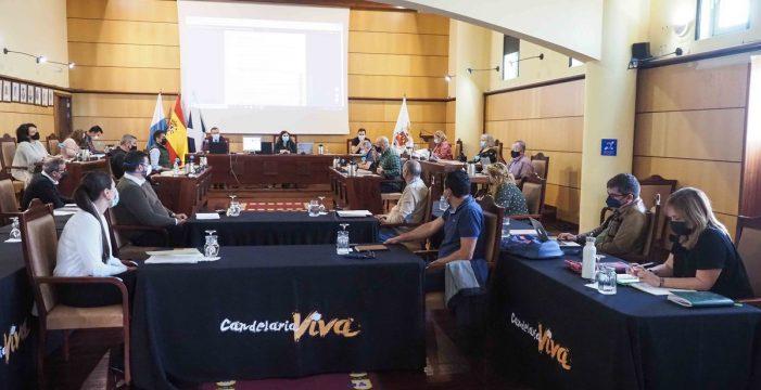 El Banco de Alimentos atiende al  doble de familias en Candelaria