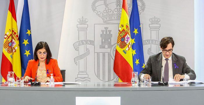 Canarias, entre las autonomías que apoyan que se permita adelantar el toque de queda a las 20.00 horas