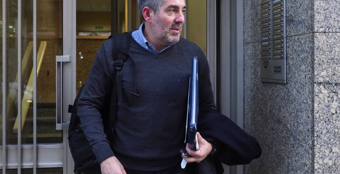 Desestiman la petición de Clavijo de archivo del caso Reparos
