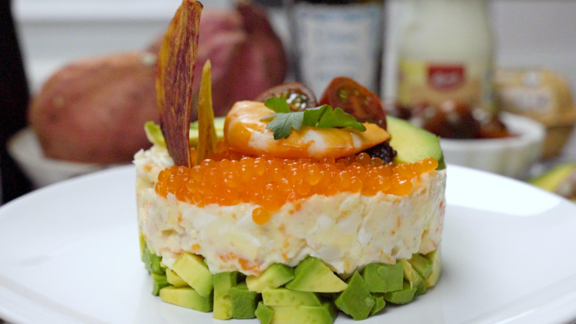 Transforma el entrante más típico en un plato gourmet