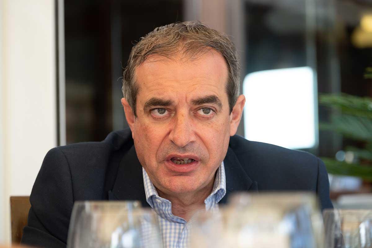 Francisco Moreno García, administrador único de la RTVC