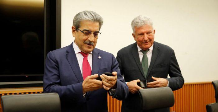 """Nueva Canarias presume de su apoyo a """"una inversión como nunca en la historia"""""""