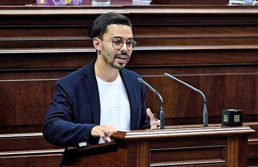 """David Godoy: """"Ni hay una purga en Arona ni expulsiones en las Juventudes Socialistas"""""""