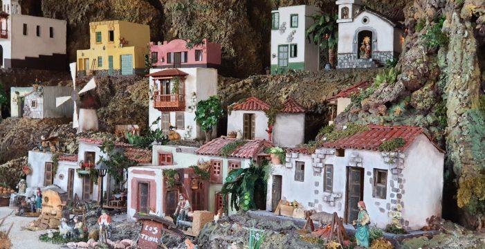 Candelaria homenajea a sus pueblos en el Belén