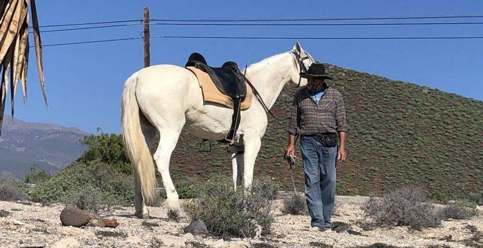 Esta vez, la suerte vino en caballo hasta La Chasnera