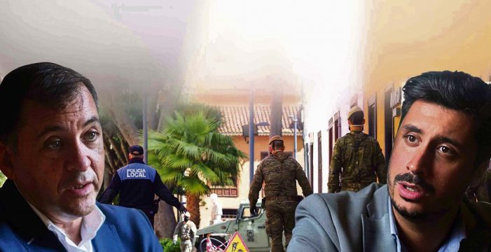 Santa Cruz y La Laguna se alían para pedir más mano dura contra los incívicos