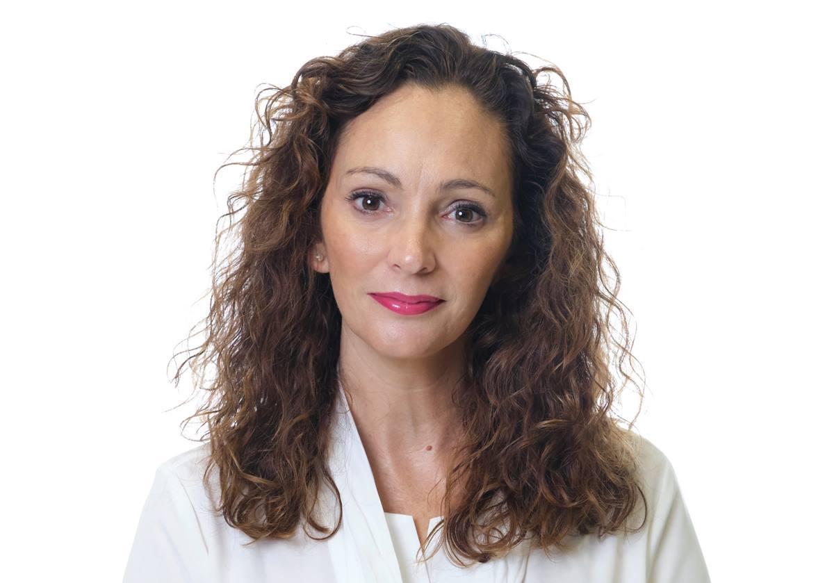 La diputada Sandra Domínguez Hormiga. Parcan.es