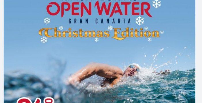 Maspalomas Open Water, Entrevista a Pablo González Cardona