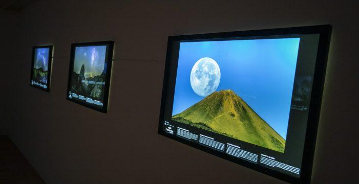 'Cosmoislas' abre una ventana al universo desde Santa Cruz