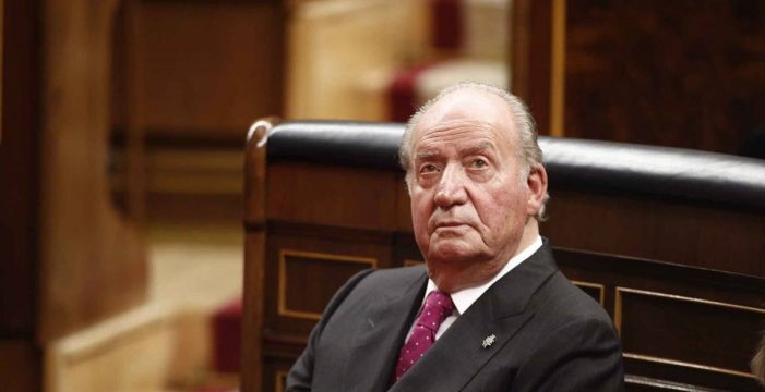 El Congreso vuelve a rechazar que se investigue al Rey Emérito como pedían los independentistas
