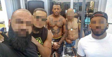 Prisión para 'El Melillero' por quemar con ácido a su exnovia y una amiga