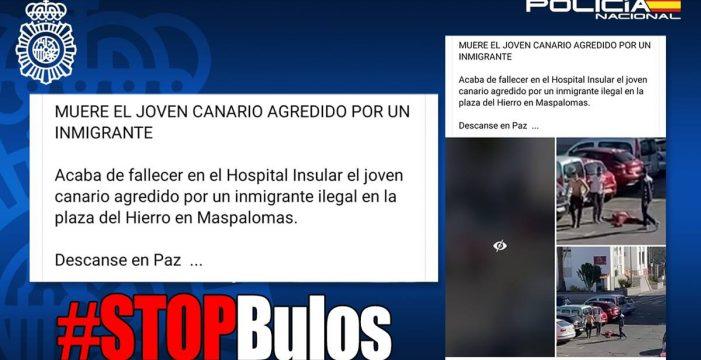 """No hay fallecidos en la pelea en Gran Canaria: """"¡Es un bulo!"""""""