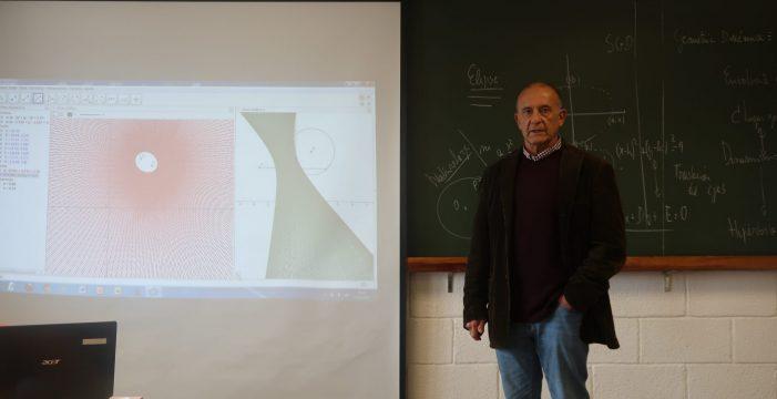 """Matías Camacho Machín: """"Apuesto por una enseñanza de las Matemáticas basada en la resolución de problemas"""""""