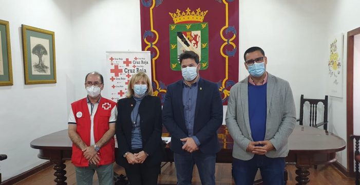 Güímar acoge el primer Supermercado Solidario de Cruz Roja en Tenerife