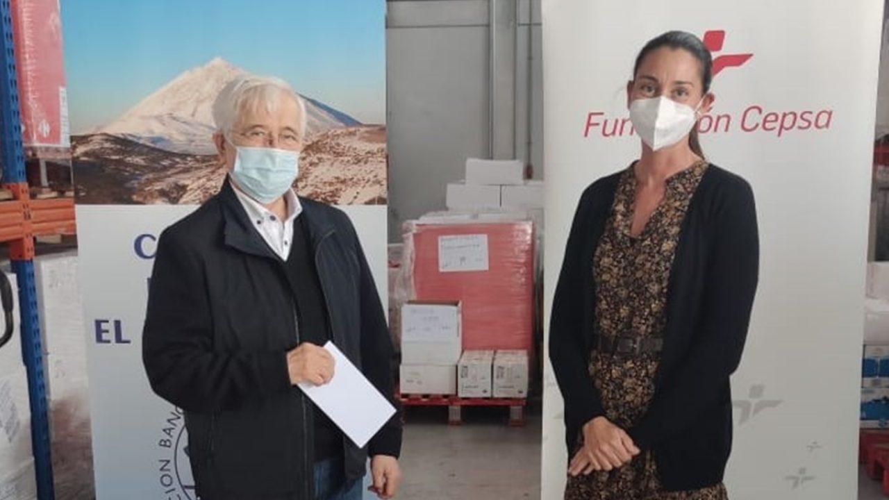 Resultado de imagen de Fundación Cepsa colabora con los comedores sociales de la capital grancanaria