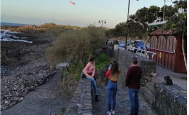 Muere ahogada en una charca en Tenerife