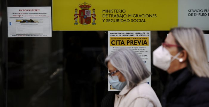 El Ministerio de Trabajo sufre otro revés  tres meses después del ciberataque al SEPE