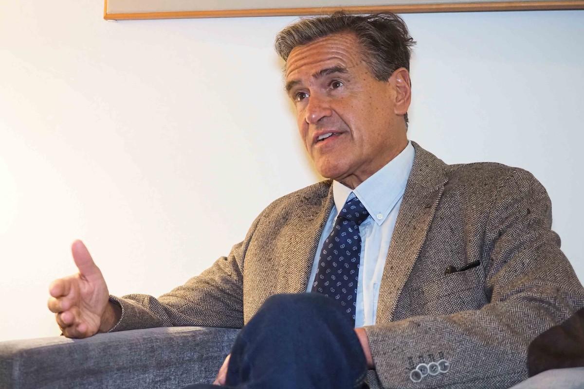 El exministro de Justicia Juan Fernando López Aguilar. Sergio Méndez