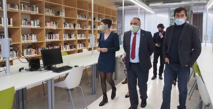 El Rosario inaugura en La Esperanza su nueva Casa de la Cultura