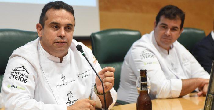 Sal y pimienta: El Rincón de Juan Carlos y NUB se van a dos hoteles de Costa Adeje
