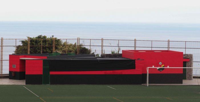 Acto vandálico en el campo de fútbol María José Pérez de Añaza