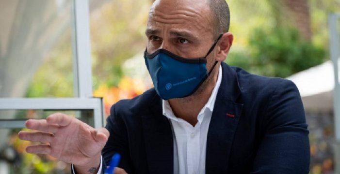 """Alfonso Cabello apuesta por unir la Sociedad de Desarrollo y Fiestas """"para un mejor Carnaval"""""""