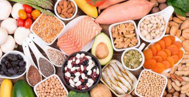 Cinco alimentos que sumar a tu dieta para un 2021 lleno de energía