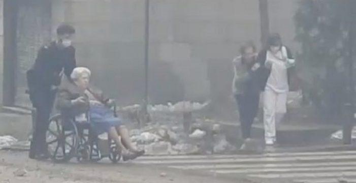 Tres fallecidos y varios heridos en la explosión de un edificio en Madrid