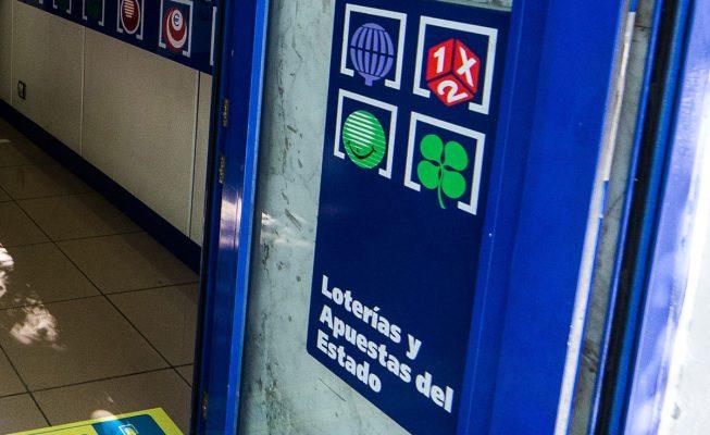 Detenido por adquirir lotería de navidad por valor de 10.000 euros en Los Realejos