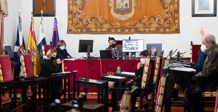 El Pleno apuesta por restaurar el histórico cementerio de San Juan