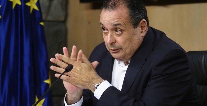 """Blas Trujillo: """"Canarias ha recibido sensiblemente menos vacunas"""""""