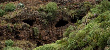 La Orotava prevé una partida para comprar la cueva de Bencomo