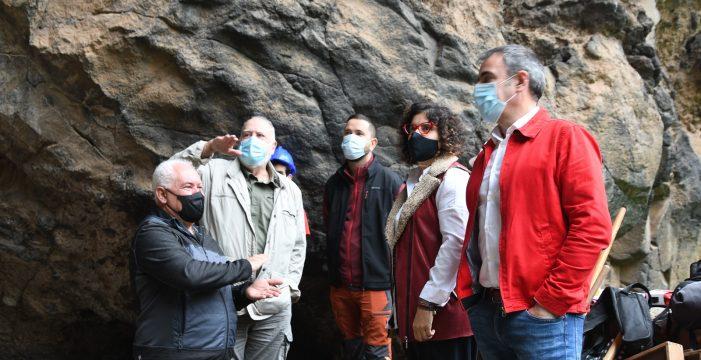 Vuelven a estudiar un yacimiento arqueológico que guarda cerca de un milenio de historia de La Palma