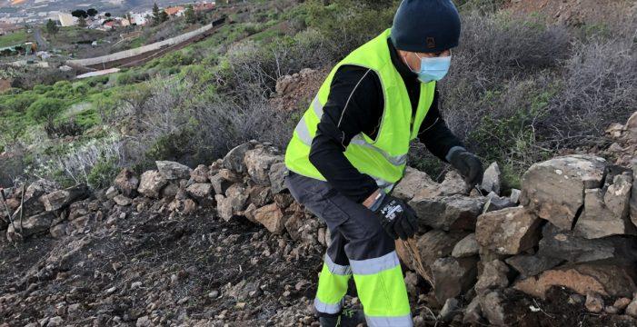 Guía de Isora impulsa la recuperación de su red de caminos tradicionales