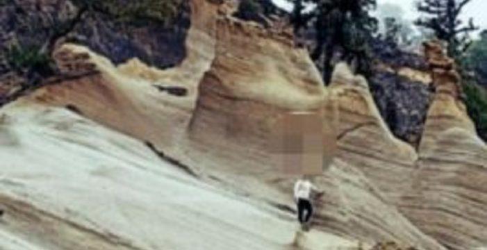 Denuncian la 'huella' dejada en el Paisaje Lunar por los amantes del 'selfie'