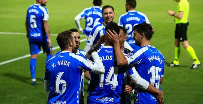 Poco que perder y mucho que ganar para un rehabilitado CD Tenerife