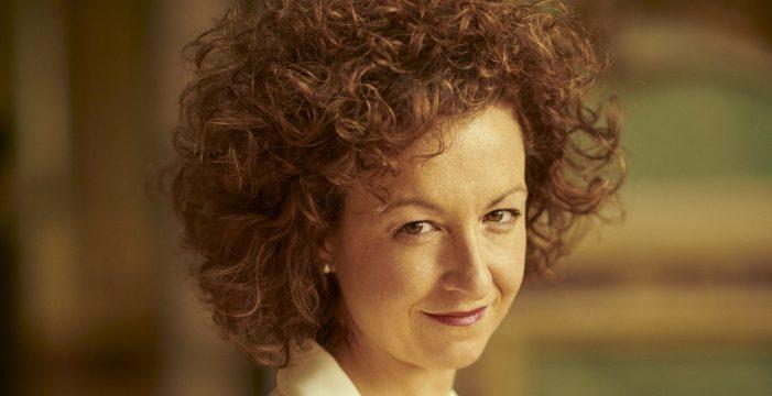 La directora Lucía Marín debuta el viernes al frente de la Orquesta Sinfónica de Tenerife