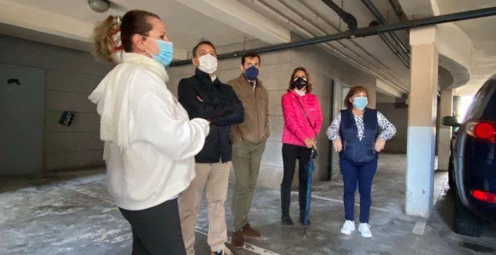 Santa Cruz impulsa las viviendas sociales de San Pío para dignificar la vida de sus vecinos