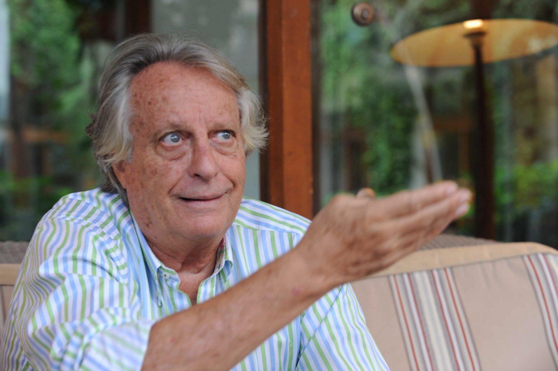 Alberto Vázquez-Figueroa Rial. / DA