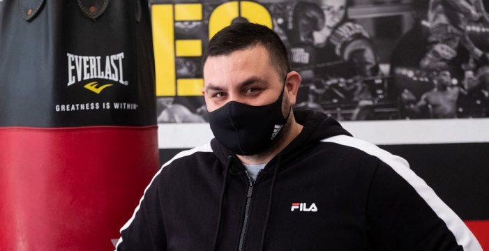 La escuela de Ofra en la que el boxeo sirve como excusa para enseñar valores