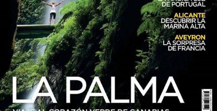 La Palma será portada de National Geographic