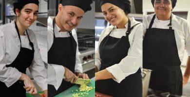 Cuatro alumnos de Hecansa, seleccionados para el IX Premio Promesas de la Alta Cocina