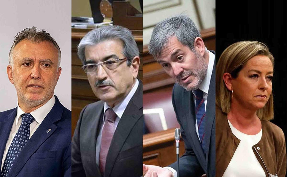 Alivio en la izquierda y pánico en la derecha canaria tras las catalanas