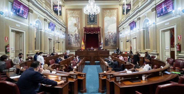 El Parlamento canario pide respeto a las resoluciones de la ONU sobre Sahara