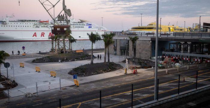 Santa Cruz estrena en mayo la nueva imagen Puerto-Ciudad