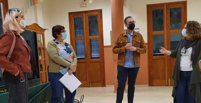 Barranco Grande tendrá el primer centro comunitario de Santa Cruz