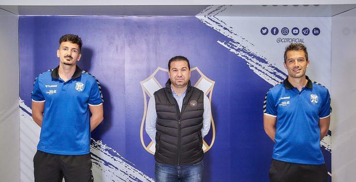 Aitor Sanz y Álex Muñoz, renovados hasta junio de 2022