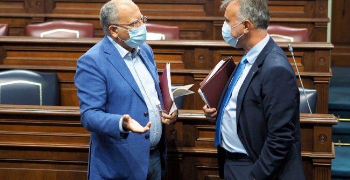 """Curbelo: """"Es más fácil que el PSOE gomero se integre en ASG que al revés"""""""